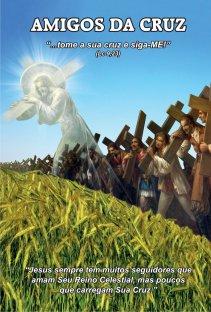 Livro Amigos da Cruz: Os Apóstolos dos Últimos Tempos - Tome a sua Cruz e Siga-me (São Lucas 9, 23)