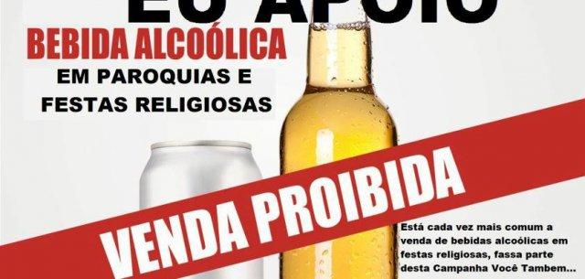 Resultado de imagem para Bebidas alcoólicas e festas de Igreja