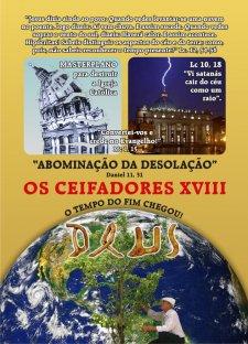 Livro Ceifadores XVIII: Abominação da Desolação - O Tempo do Fim Chegou