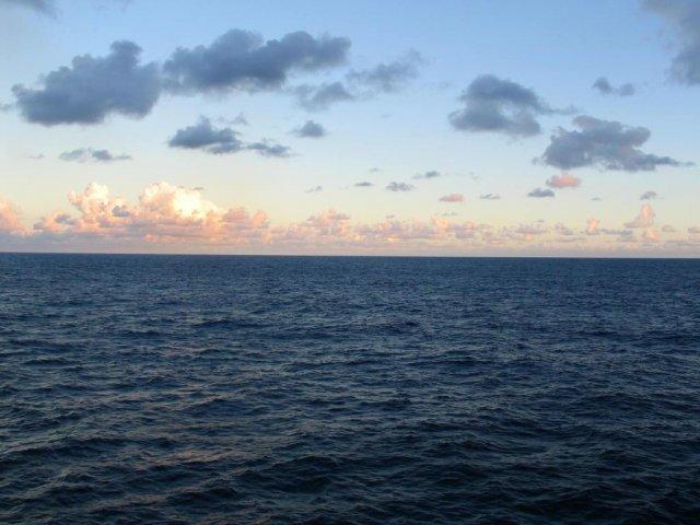 Fortissimo Terremoto de 7.8 graus no sul do Atlântico com intensidade de gerar Tsunami