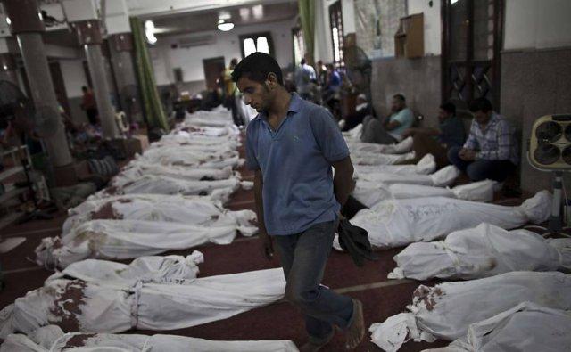Governo autoriza polícia a usar munição letal em protestos no Egito