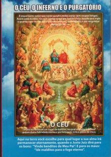Livro: O Céu, o Inferno e o Purgatório