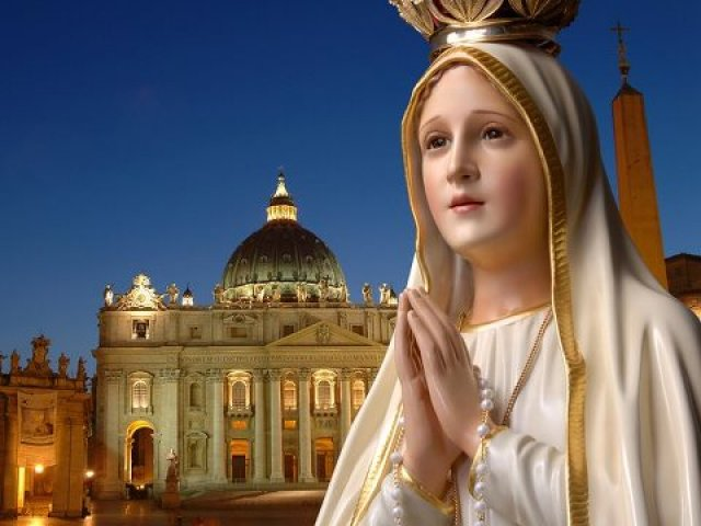 Resultado de imagem para Maria mãe da Igreja