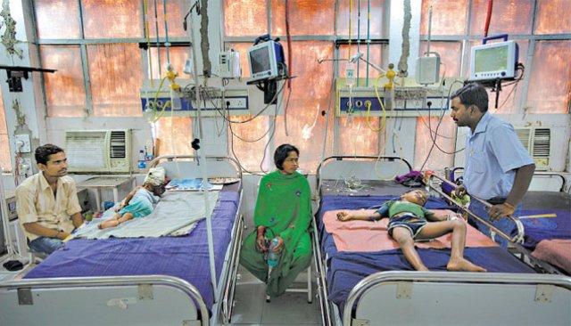 Epidemia não identificada atinge crianças há quase uma década na Índia