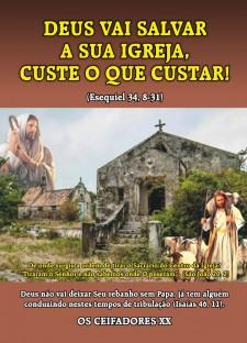 Livro os Ceifadores Volume 20: Deus vai Salvar a Sua Igreja, custe o que custar.